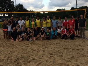 Beachvolleyballturnier