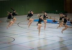 BeCharmed Thema Flüchtlinge©Modern Dance Company