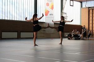 Chiara Just und Emelie Busse