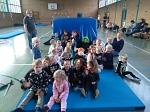 Fasching 2019 Kinderturnen
