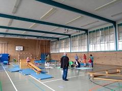 Fasching 2019 Kinderturnen©TV Jahn Rehburg