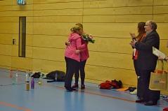 Gratulation im Namen des Vorstandes©TV Jahn Rehburg