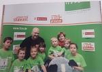 Mini Athleten Tischtennis TV Jahn Rehburg