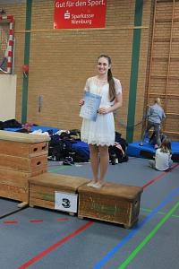 Bronze für Sarah Mücke