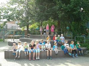 Sommerfest Kinderturnen 2017