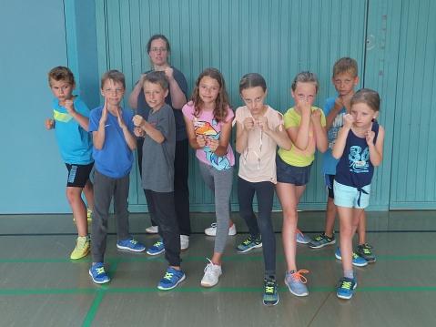 Taekwondo©TV Jahn Rehburg