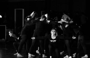 BeCharmed Tanzausschnitt